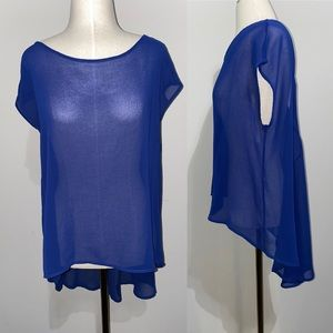 One Clothing Sheer Blouse S